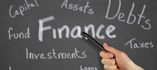 finance-on-chalkboard
